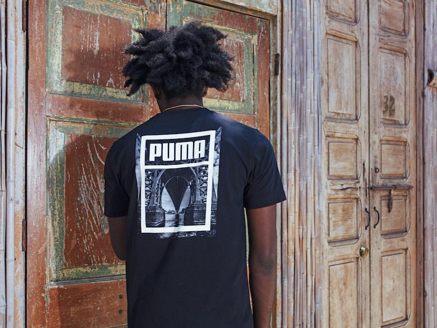 Puma Distinct Life Monochrome Collection