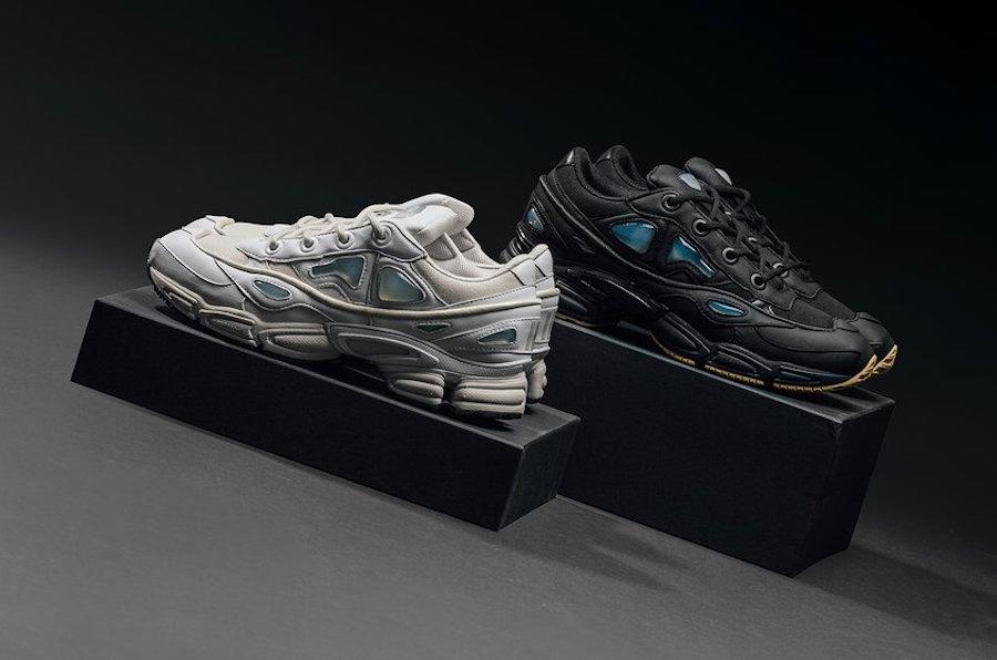 Raf Simons adidas Ozweego 3 Fall Collection