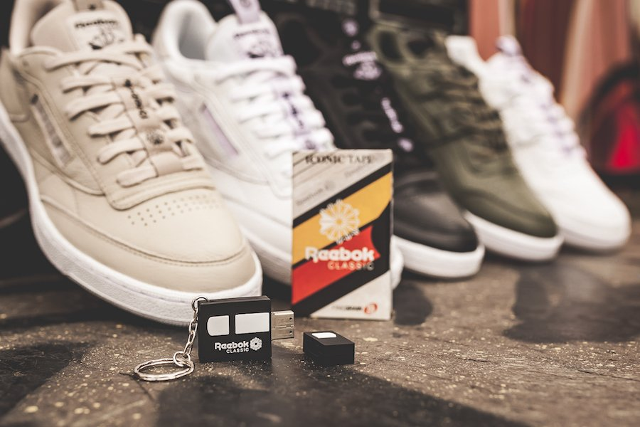 Reebok Classics Iconic Taping Pack