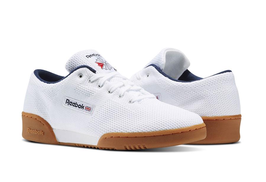 Reebok Workout Clean UltraKnit White Gum