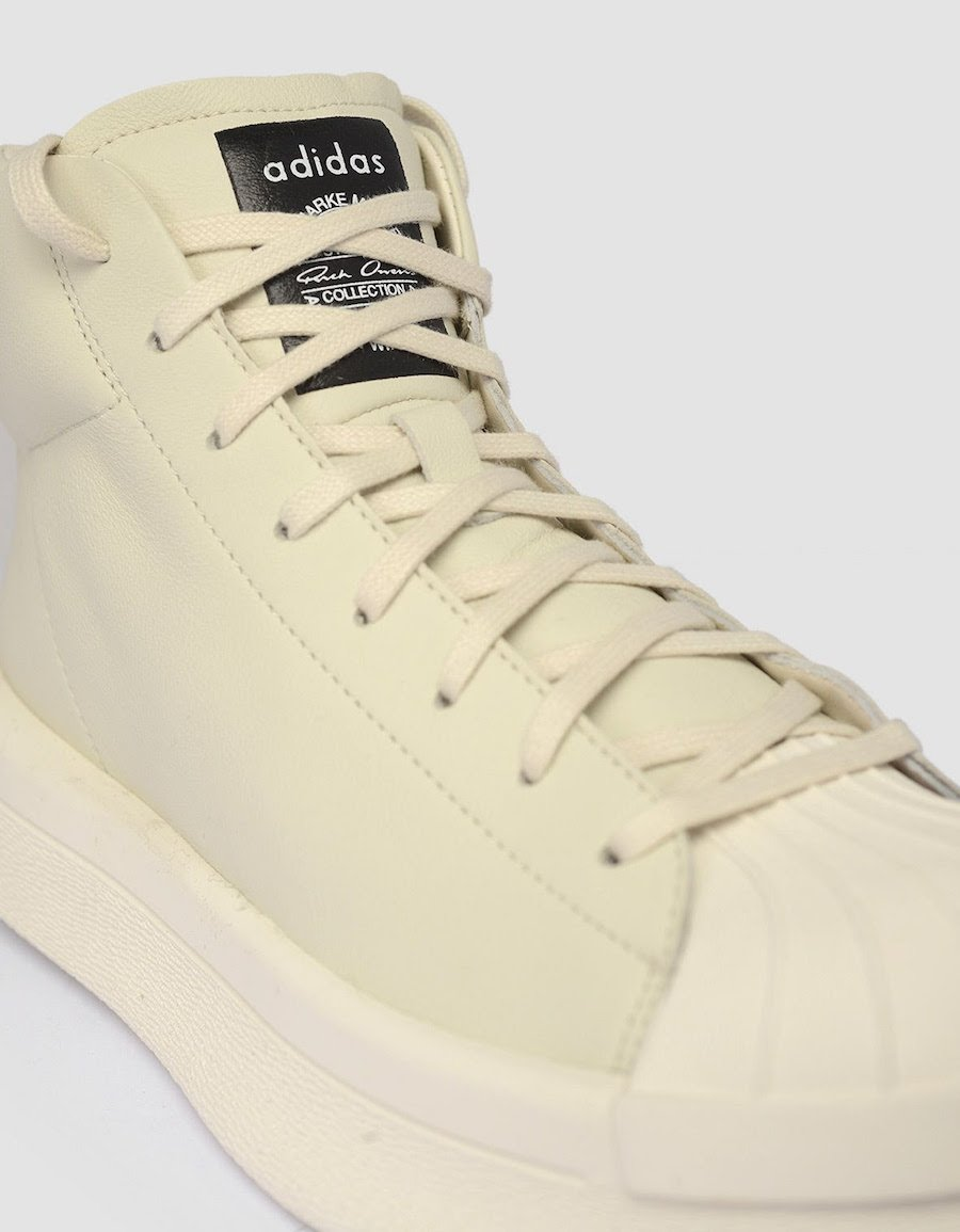 Rick Owens adidas Ro Mastodon Pro Model II