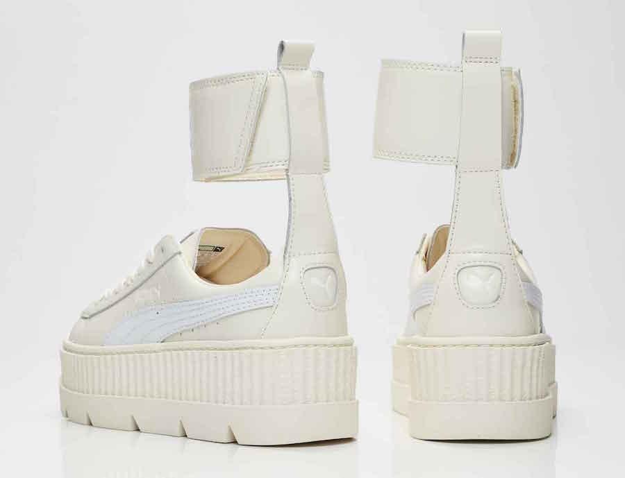 save off f3b3e d578e Rihanna Fenty Puma Ankle Strap Creeper | SneakerFiles