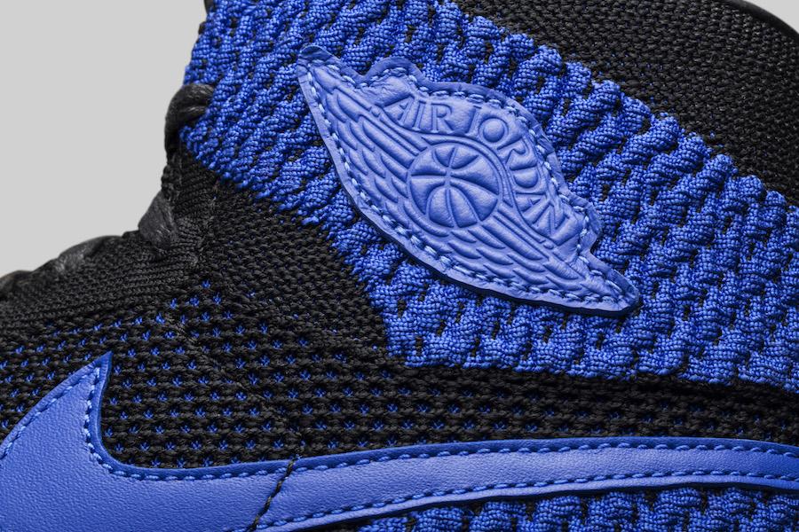 Royal Jordan 1 Flyknit 919704-006
