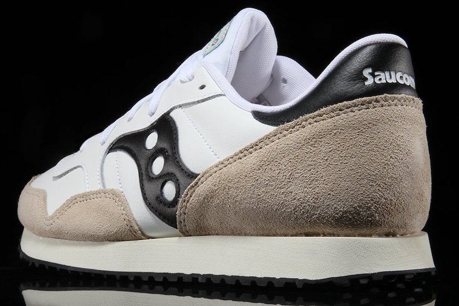 Saucony DXN Trainer White Black