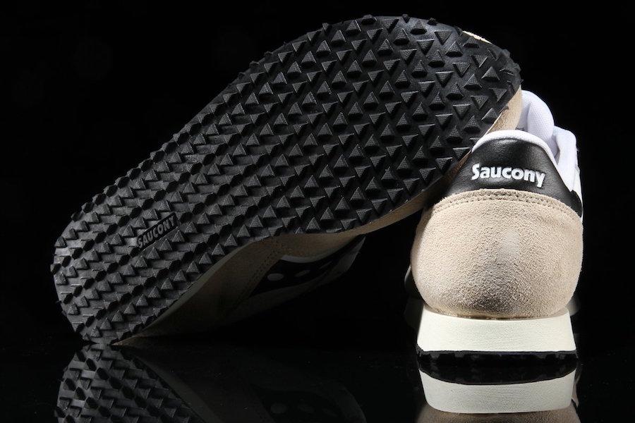 Saucony DXN Trainer White Black