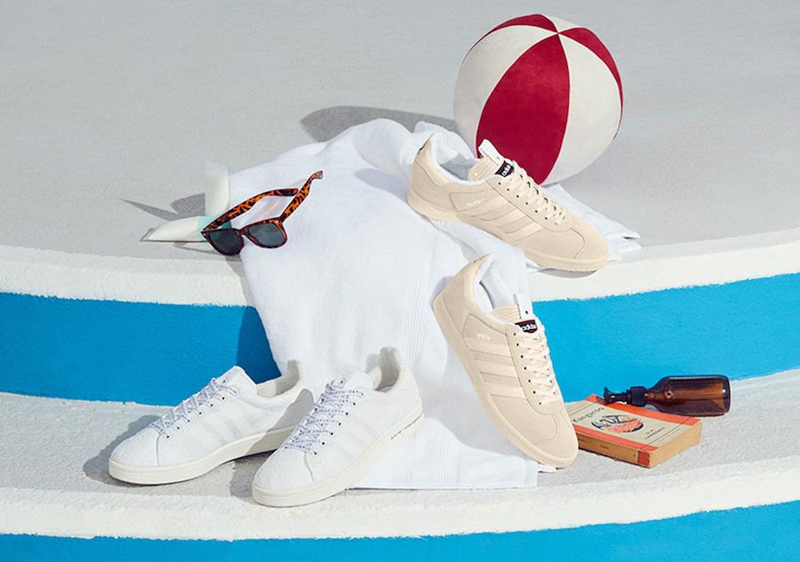 Slam Jam United Arrows Sons Sneaker Exchange Campus Gazelle Release Date