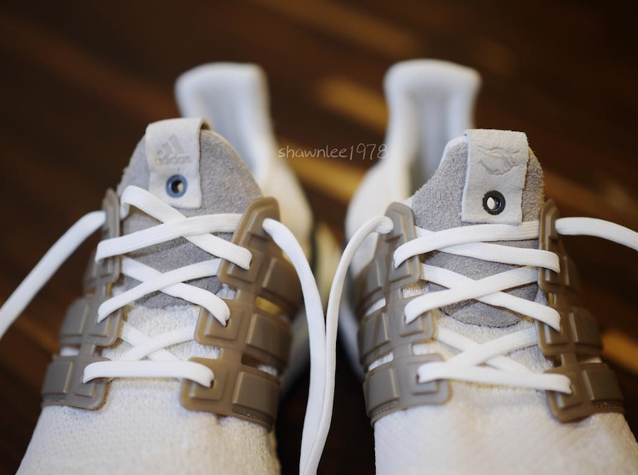 Sneakersnstuff adidas Ultra Boost Cream Tan