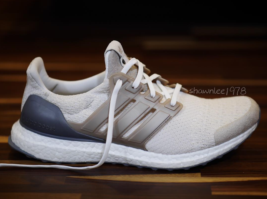 watch 7957b 1c334 Sneakersnstuff adidas Ultra Boost Cream Tan | SneakerFiles