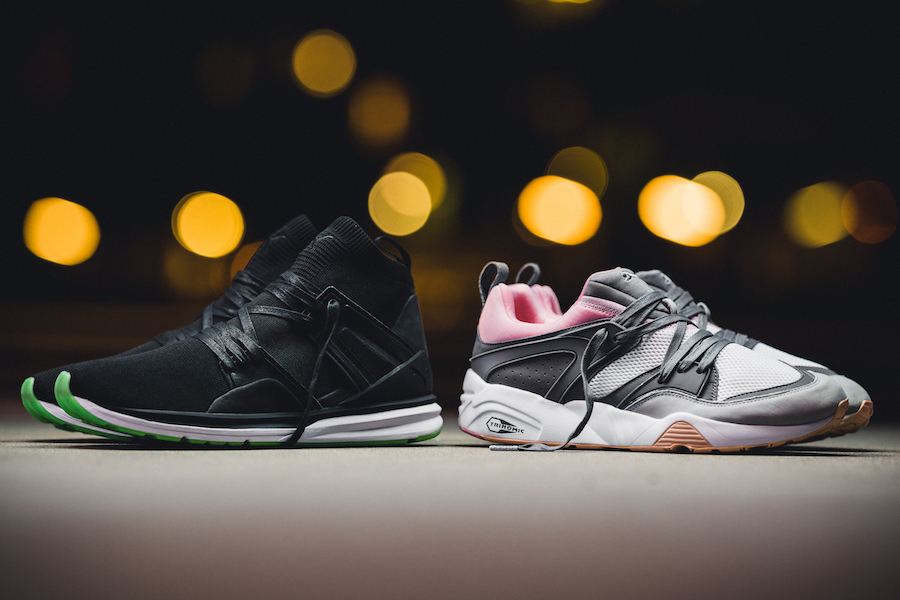 Solebox Puma Champagne Pack