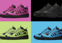 Supreme Nike Air Humara Release