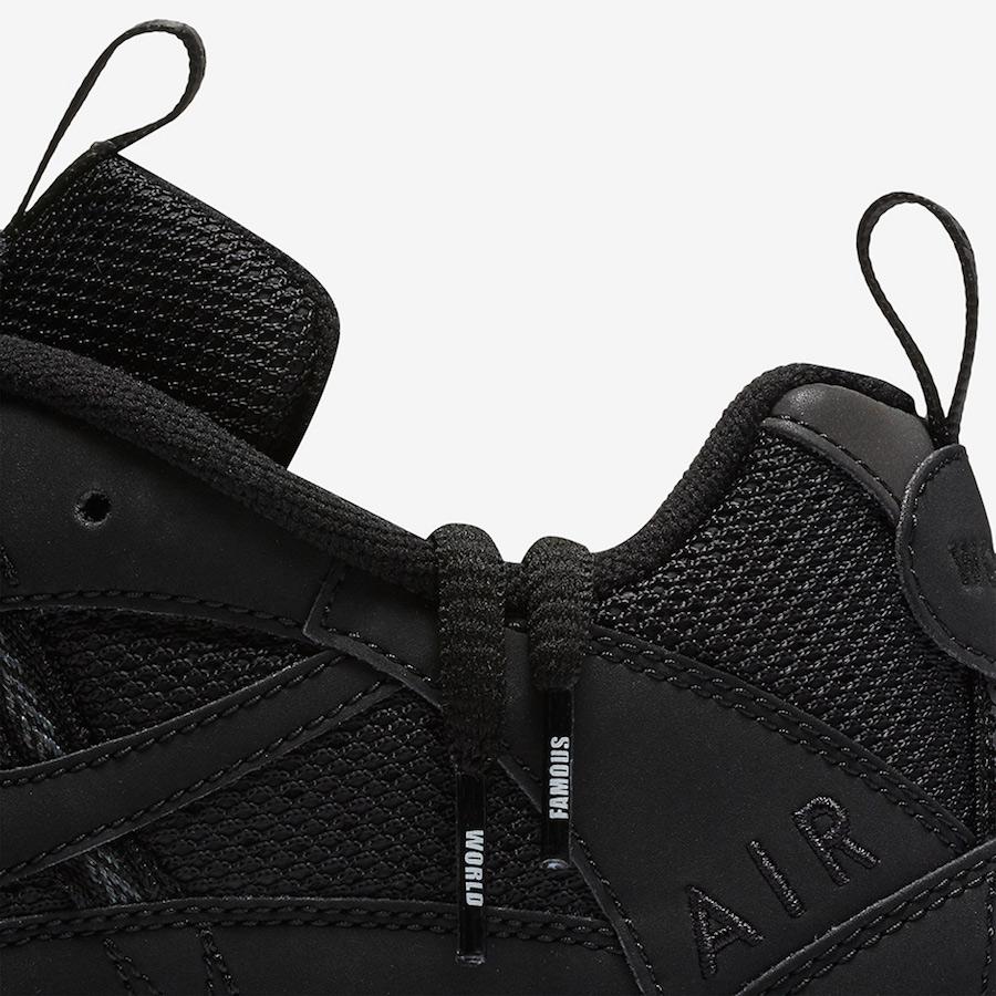 Supreme Nike Humara 17 Black 924464-001