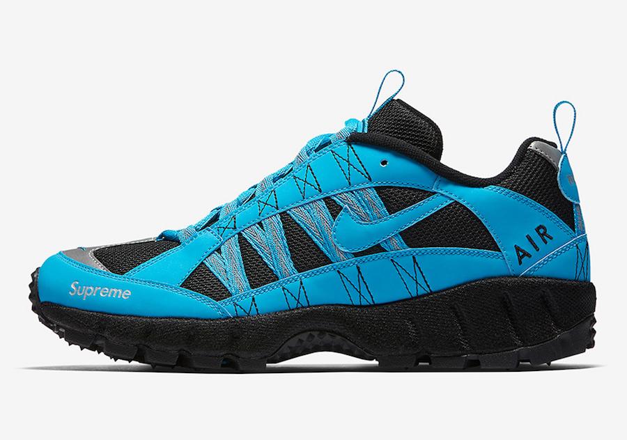 Supreme Nike Humara 17 Blue 924464-400