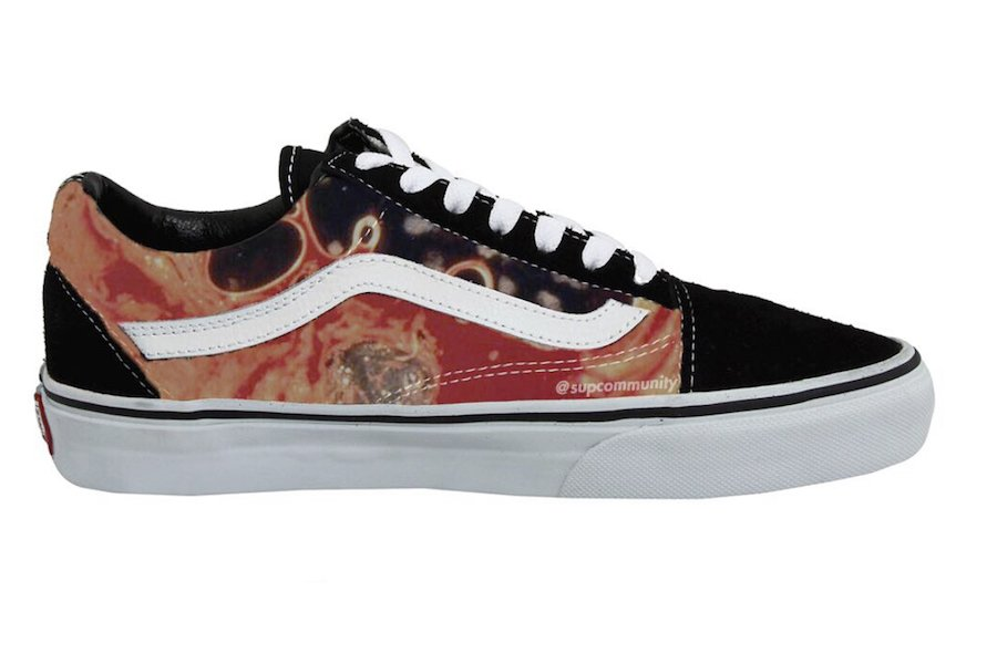 Supreme Vans Blood and Semen Release Date