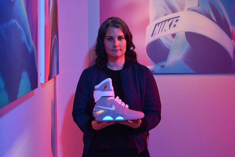 Tiffany Beers Nike Tesla