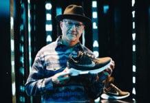 Tinker Hatfield Nike HyperAdapt 2.0 Basketball Shoe