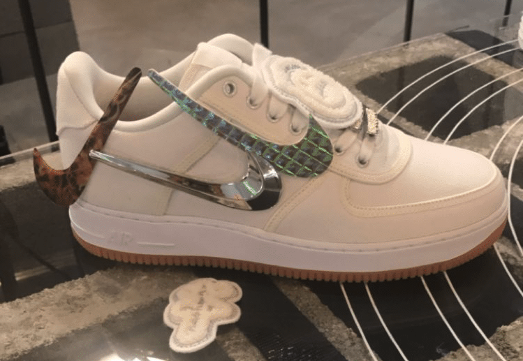 Travis Scott Nike Air Force 1 Low