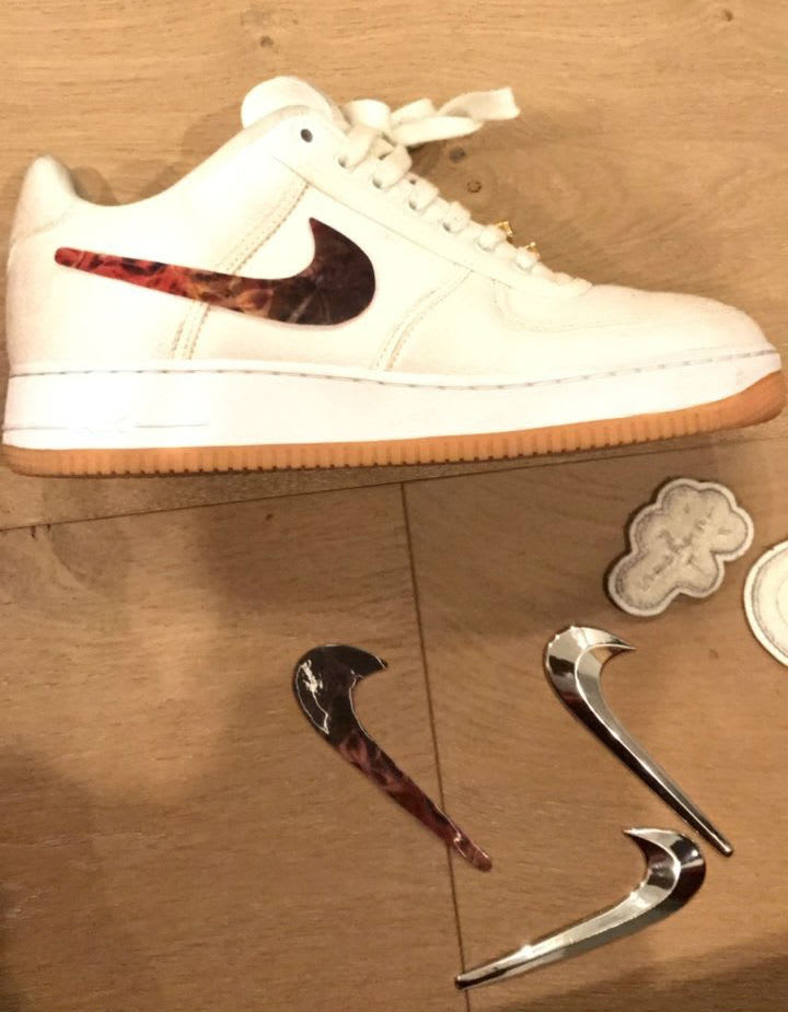 Travis Scott Nike Air Force 1 Low Cactus Jack