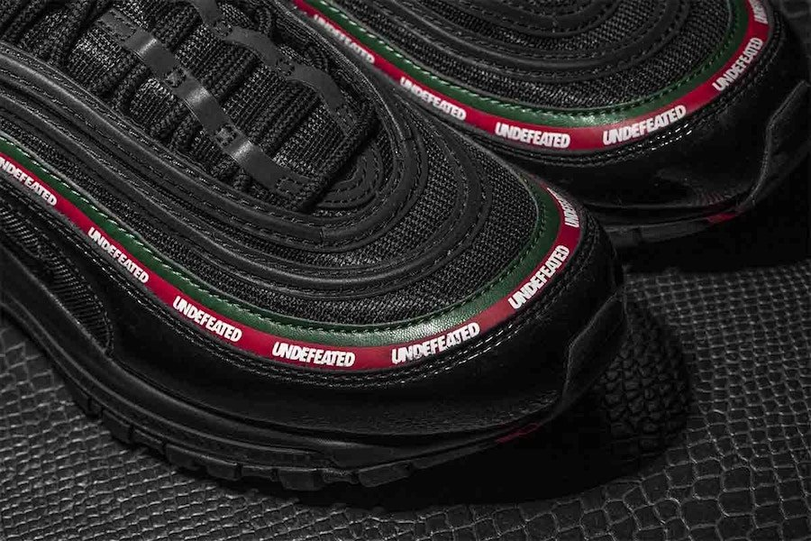 Undefeated Nike Air Max 97 Info