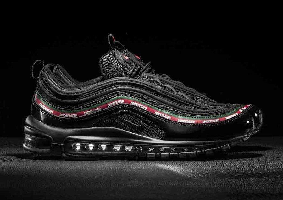 804911277cd7 Nike Air Max 97 Undefeated AJ1986-001 Release Date