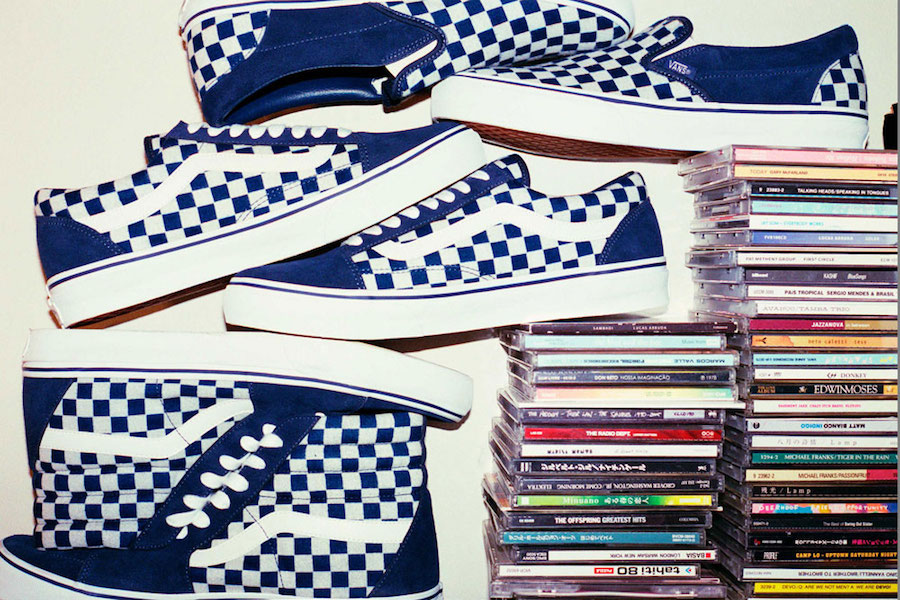 Vans Japan Indigo Collection