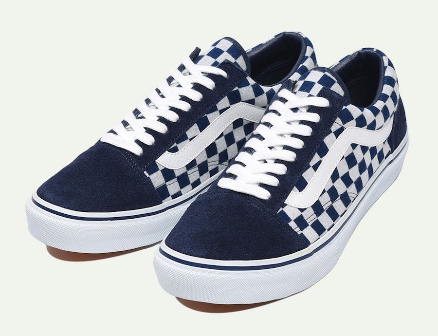 Vans Old Skool Japan Indigo Collection