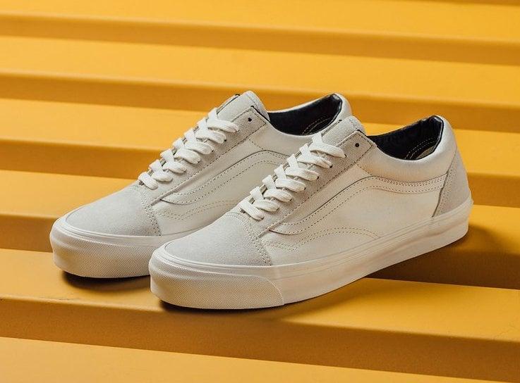 Vans Old Skool LX Blanc de Blanc | SneakerFiles