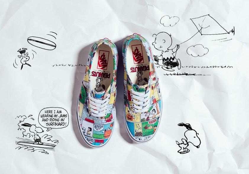 Vans Peanuts Fall Collection