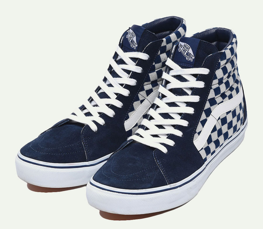 Vans SK8-Hi Japan Indigo Collection