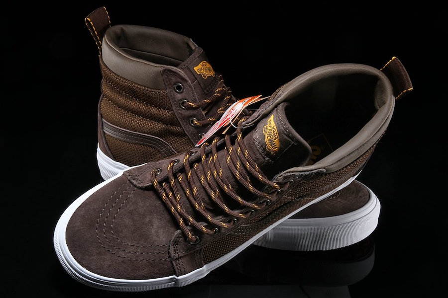 Vans SK8-Hi MTE Brown