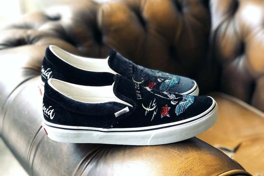 Vans Slip-On Grateful Dead Release Date