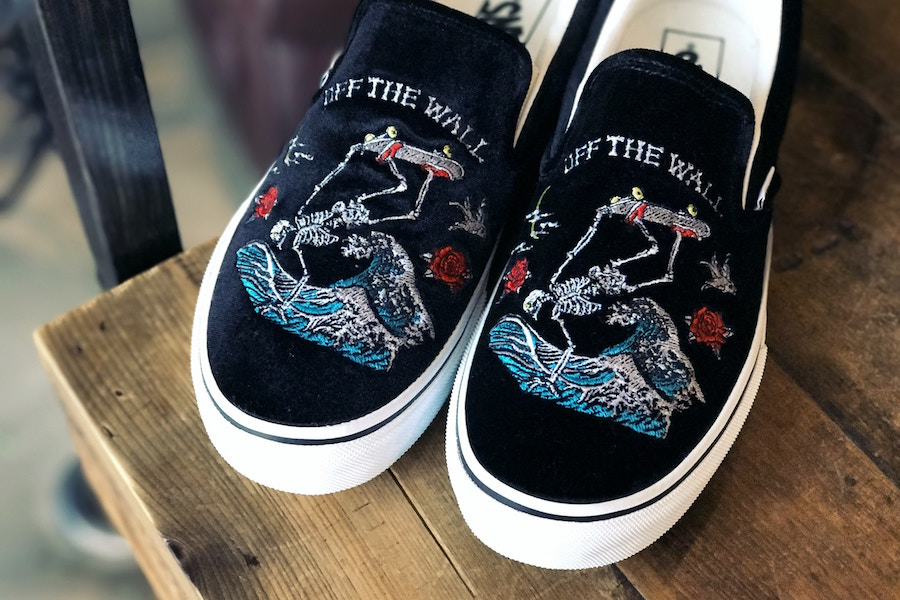 1e65eeacefe75b Vans Slip-On Grateful Dead Release Date