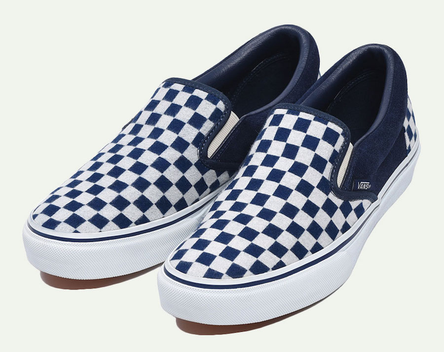 Vans Slip-On Japan Indigo Collection