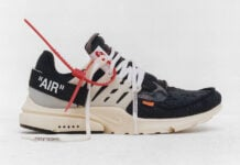 Virgil Abloh OFF-WHITE Nike Presto Interview
