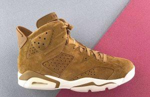 Wheat Jordan 6 384664-705