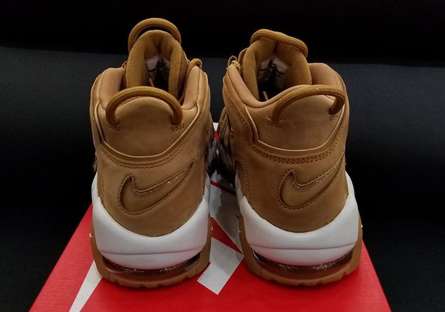 Wheat Nike Air More Uptempo AA4060-200