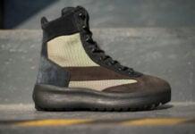 13ab3d938 Yeezy Season 5 Oil Night Light Military Boots