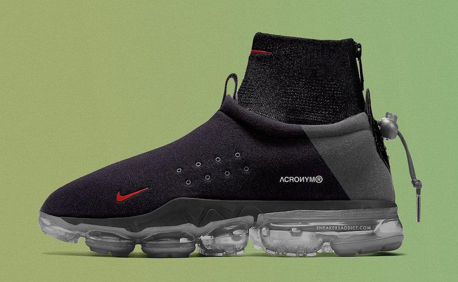 Acronym Nike VaporMax Moc 2 2018