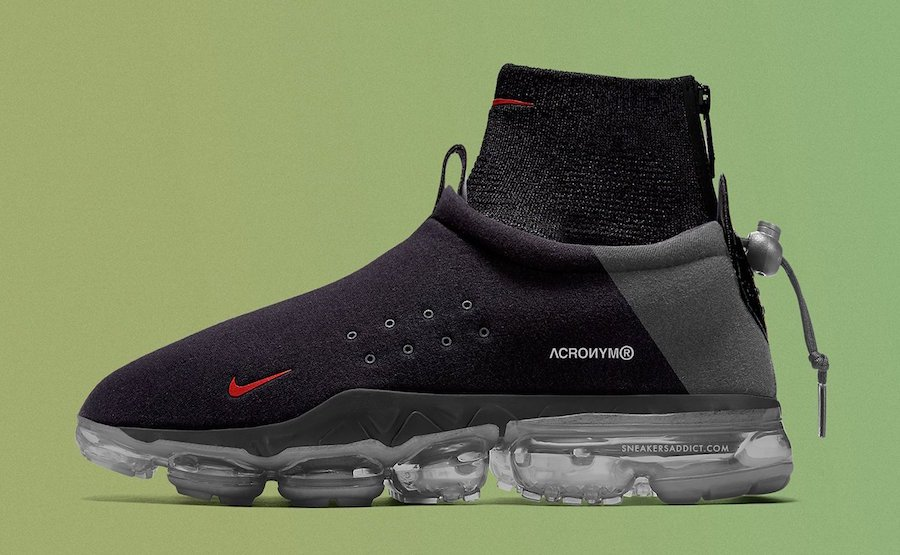 low priced 21dd4 8f9f9 Acronym x Nike Air VaporMax Moc Release Date | SneakerFiles