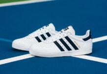 adidas 350 White Black Gold