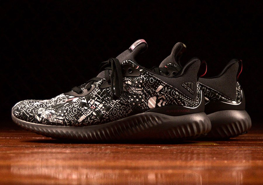 reputable site a434b 253bb adidas AlphaBounce Star Wars Pack | SneakerFiles