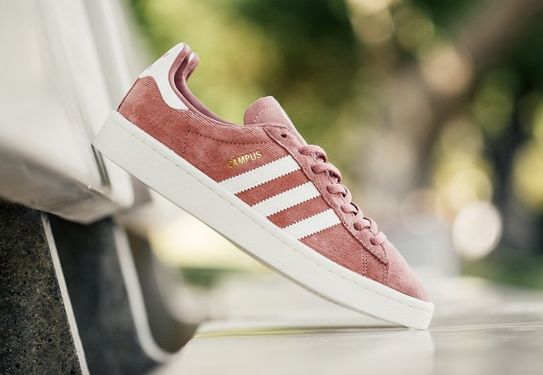 adidas Camps Raw Pink