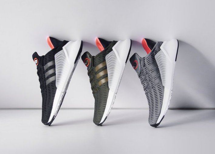 adidas ClimaCool Fall 2017 Collection