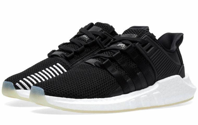 adidas EQT Support 93/17 Black White