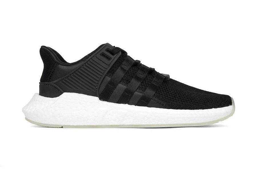 adidas EQT Support 93/17 Core Black Off-White
