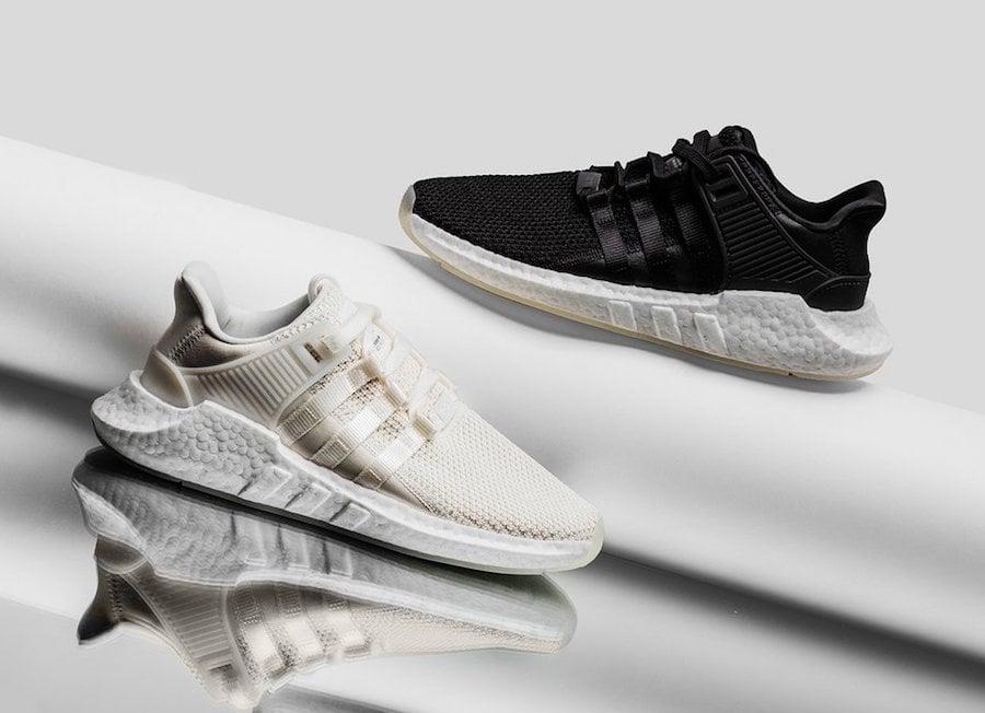 adidas EQT Support 93/17 Core Black Off