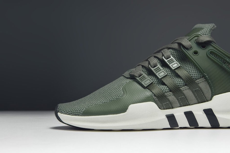 super popular b8130 8ac94 adidas EQT Support ADV Olive White CP9689