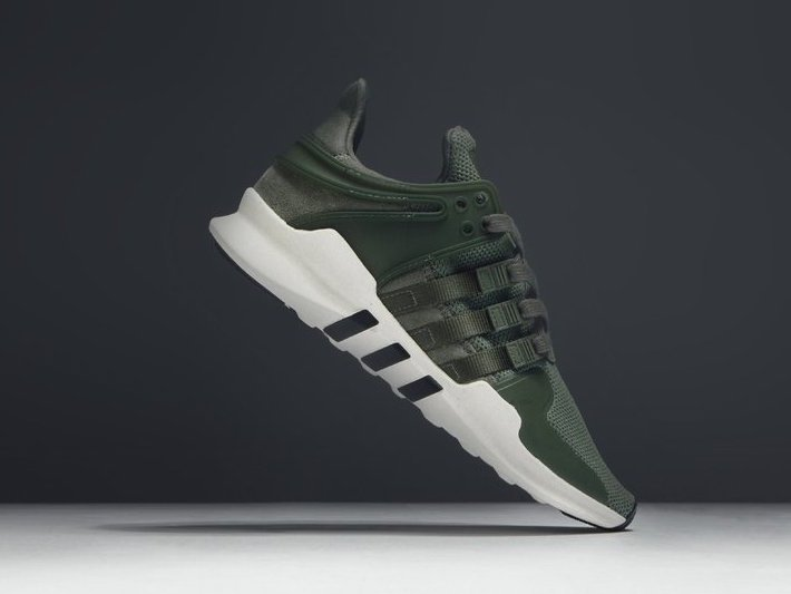 adidas EQT Support ADV Olive White CP9689