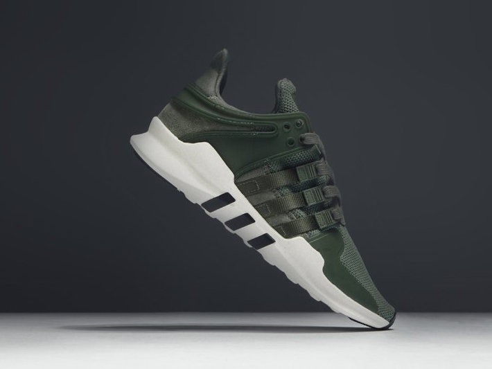 adidas EQT Support ADV Olive White CP9689 | SneakerFiles