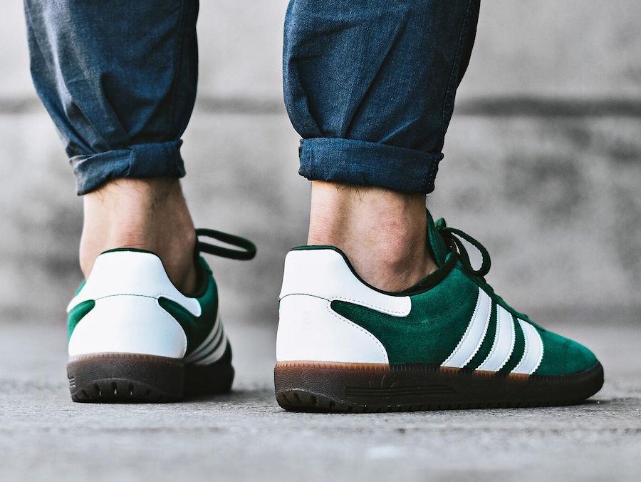 adidas Intack SPZL Dark Green