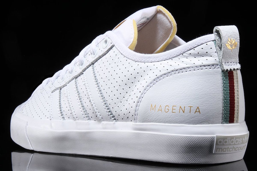 adidas Matchcourt RX Magenta